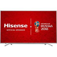 """Hisense H65M7000 65"""" Freeview HD and Freeview Play Smart 4K Ultra HD with HDR TV £809  ao.com with code"""
