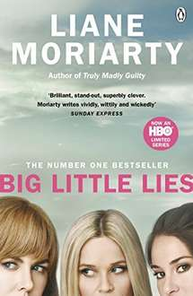 Amazon Kindle - Big Little Lies by Liane Moriarty 99p in Deal of the Day