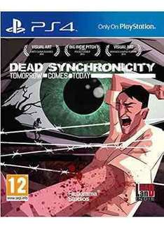 Dead Synchronicity: Tomorrow Comes Today (PS4) now £7.98 @ base