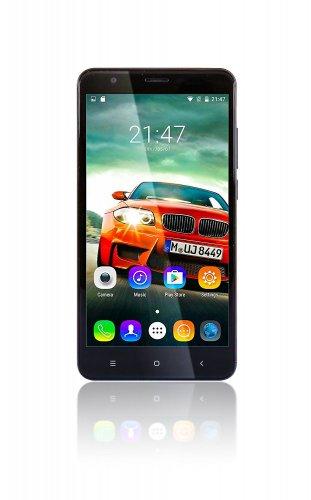 "5.5"" Fusion5 Gen III Sim-Free Unlocked 4G Smartphone - (Android 6.0 Marshmallow, 3GB RAM, 32GB Storage, Dual-SIM, 16MP and 5MP Cameras, Fingerprint Sensor, GPS, FM, Bluetooth, WIFI) £110.47 - Sold by F5CS LTD and Fulfilled by Amazon"