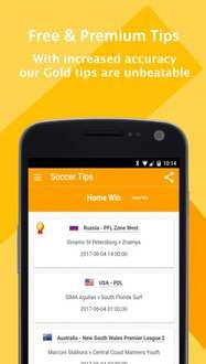 Football Tips / Sports Tips half price on android play 59p @ Google Play