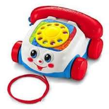 Fisher Price Chatter Phone Half Price Was £10.99 Now £5.49 @ Tesco