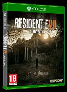 Resident Evil 7 Biohazard (Xbox One) £24.85 Delivered @ ShopTo