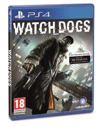 Watch Dogs (PS4) - £3.99 + Free Delivery Grainger Games