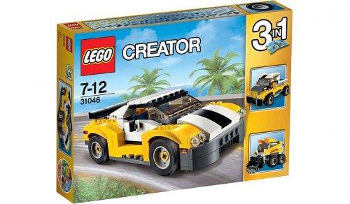 Lego Fast car Creator: in-store Asda Jewel Edinburgh £9,was £17.95