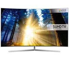 SAMSUNG UE49KS9000 49 inch Curved 4K Quantum Dot Ultra HD Premium Smart LED TV Freeview Freesat HDR £799 @ Richer sounds