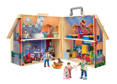 Prime Day DEAL: Playmobil 5167 Take Along Dollshouse RRP 29.99 £14.99 @ Amazon