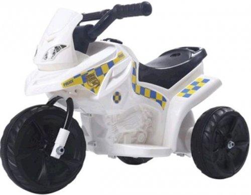 Electric Ride On 6v Police Bike £25 @ Tesco Direct (Free C+C)