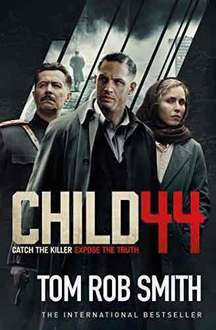 Child 44 Book Series. Kindle Ed. Was £6.99 each Now 99p each @ Amazon