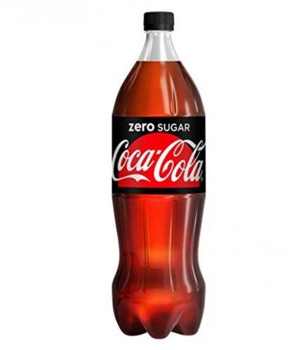 Coca Cola Zero and Coca Cola Cherry 1.75L 1p @ Amazon Fresh