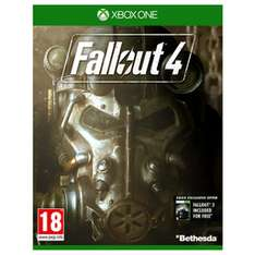 Fallout 4 [PS4/XO] Preowned £5.99 @ Game