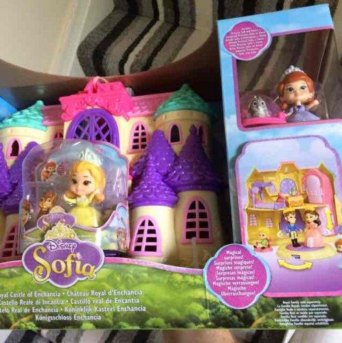 princess Sofia castle £9.99 Home Bargains instore