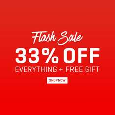 EXPIRED NOW - Myprotein Flash Sale 33% off Everything + free Impact Whey orders above £65