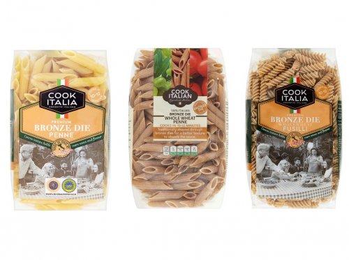 Cook Italia Bronze Die Pasta - 500g Varieties - 50p @ Tesco