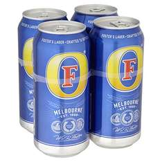 Foster's Lager 4 x 440ml £2.63 @ Amazon pantry