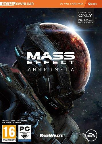 Mass Effect Andromeda - PC Origin £14.99 @ Amazon (Prime day)