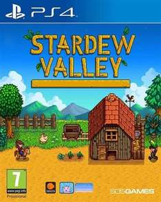 Stardew Valley Collectors Edition Used PS4 @ CEX £5 Instore (£7.50 Delivered).