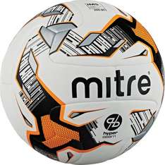Mitre Ultimatch Hyperseam or EFL Delta Hyperseam Match Football - £8.08 delivered @ Amazon