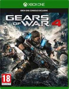 Gears Of War 4 Xbox One £12.85 Delivered @ Shopto.net
