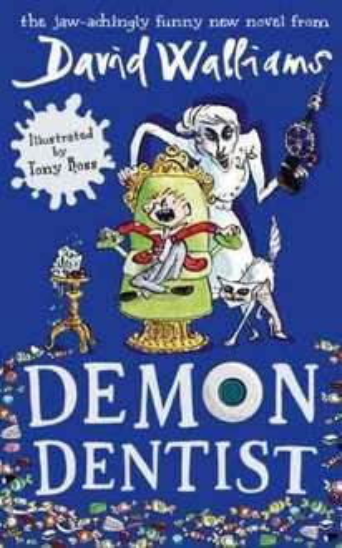 David Walliams - Demon Dentist. Kindle Ed. Was £6.99. Now 99p @ amazon