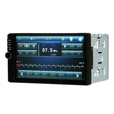 7 inch 2 Din Car BT Stereo Radio MP5 Player With Rear View Camera £40.17 @ tomtop