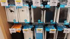 Various phone cases reduced to clear @ Tesco instore