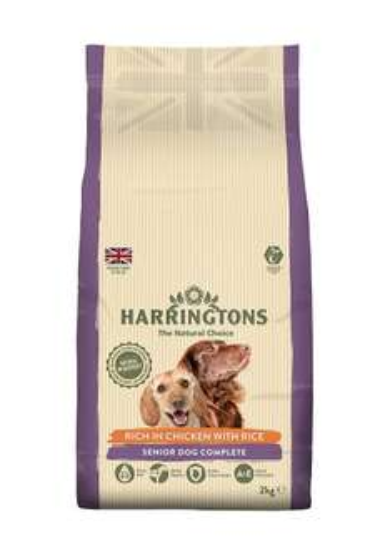 Harrington's dog food Bargains From 54p per Kg @ Amazon Pantry