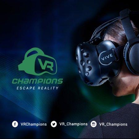 FREE Virtual Reality taster session at VR champions - Harrow