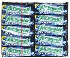 Wrigley's Airwaves or Extra Chewing Gum 10 Pieces x 30 Various Flavours - £9.90 Prime (£14.65 non-prime) @ Amazon