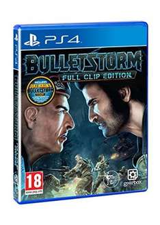 (PS4/Xbox One) Bulletstorm Full Clip Edition £18.85 Delivered @ Base