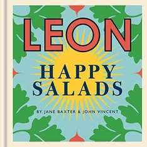 Leon - Happy Salads. Kindle Ed. Was £15.99 now 99p @ amazon