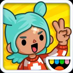 Toca life city free for limtied time on ios