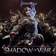 Middle-Earth: Shadow of War PC pre-order £33.27 on Steam @ Green Man Gaming with E3 voucher