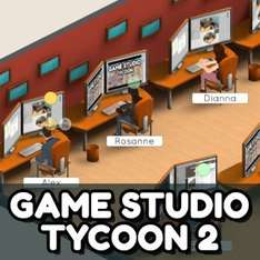Game Studio Tycoon 2 now FREE (was £2.79) @ PlayStore