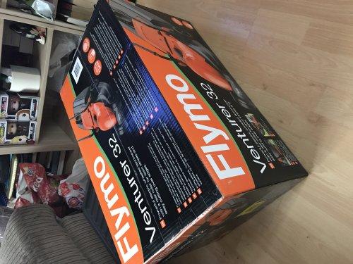Flymo Venturer 32 Lawnmower £24.50 at Asda
