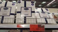 Silent night hotel collection kingsize bed sheets was £16.99 now £5.99 @ B&M