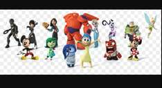Disney infinity characters in store Home Bargains (Mansfield) - £2.99