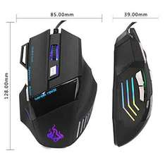 gaming mouse with free pad £5.49 Prime Sold by Ama Official and Fulfilled by Amazon.