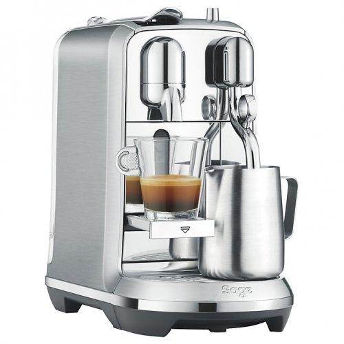 Nespresso Sage Creatista Plus £329 or Creatista £299 @ John Lewis