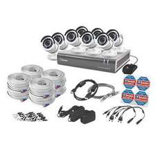 Swann SWDVK-845508-UK 8-Channel CCTV & DVR Kits & 8 Cameras - £499.99 @ Screwfix