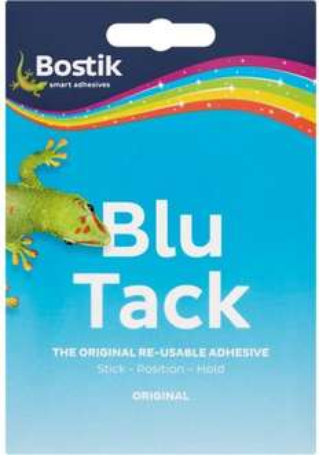 Bostik Blu Tack (60g) was £1.00 now 50p @ Ocado