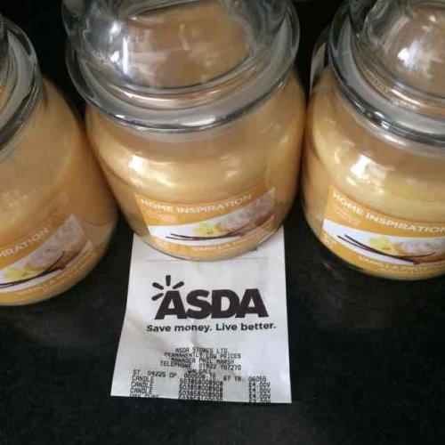 Yankee candle 340g £4 instore @ Asda