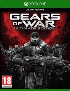 Gears of War Ultimate Edition Xbox One Full Digital Game (DOWNLOAD)