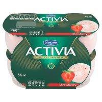 pack of 4 x Activia Intensely Creamy Yogurts 65p @ Heron Foods