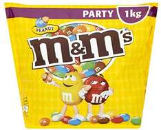 M&Ms 1KG party bag @ Costco for £4.19