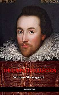 William Shakespeare: The Complete Collection [contains links to free audiobooks] (Hamlet + The Merchant of Venice + A Midsummer Night's Dream + Romeo and ... Lear + Macbeth + Othello and many more!) Kindle Edition  - Free Download @ Amazon