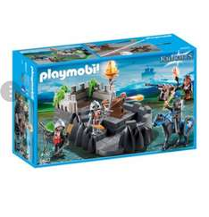 Playmobil 6627 Dragon Knights' Fort £8.99 lowest ever price at Argos