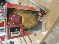 Iron man wall decal light £10 instore at MenKind Bromley