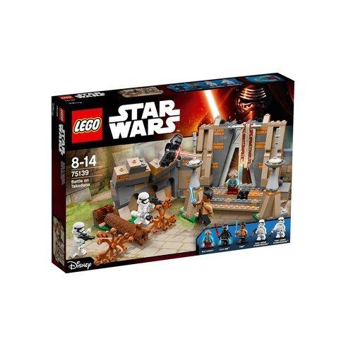 LEGO Star Wars The Force Awakens Battle on Takodana (RRP 49.99) £20 @Smyths (In-store Only)