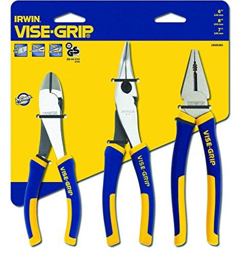 Irwin Visegrip 10505483 Pro Pliers Set £17.40 (Prime) @ Amazon